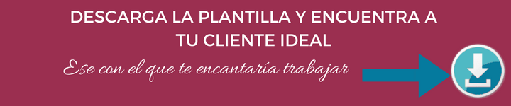 Banner descarga plantilla cliente ideal