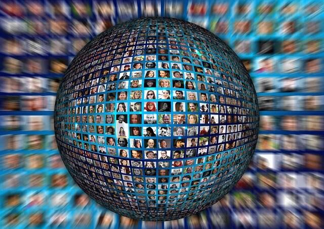 visibilidad en redes sociales