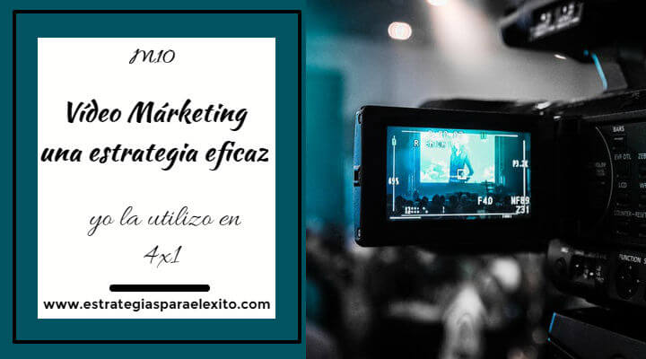 Vídeo marketing una estrategia eficaz