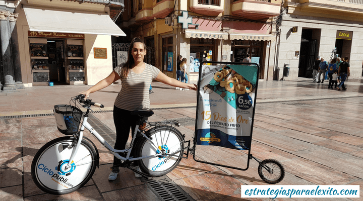 estrategias de marketing y ventas, street marketing