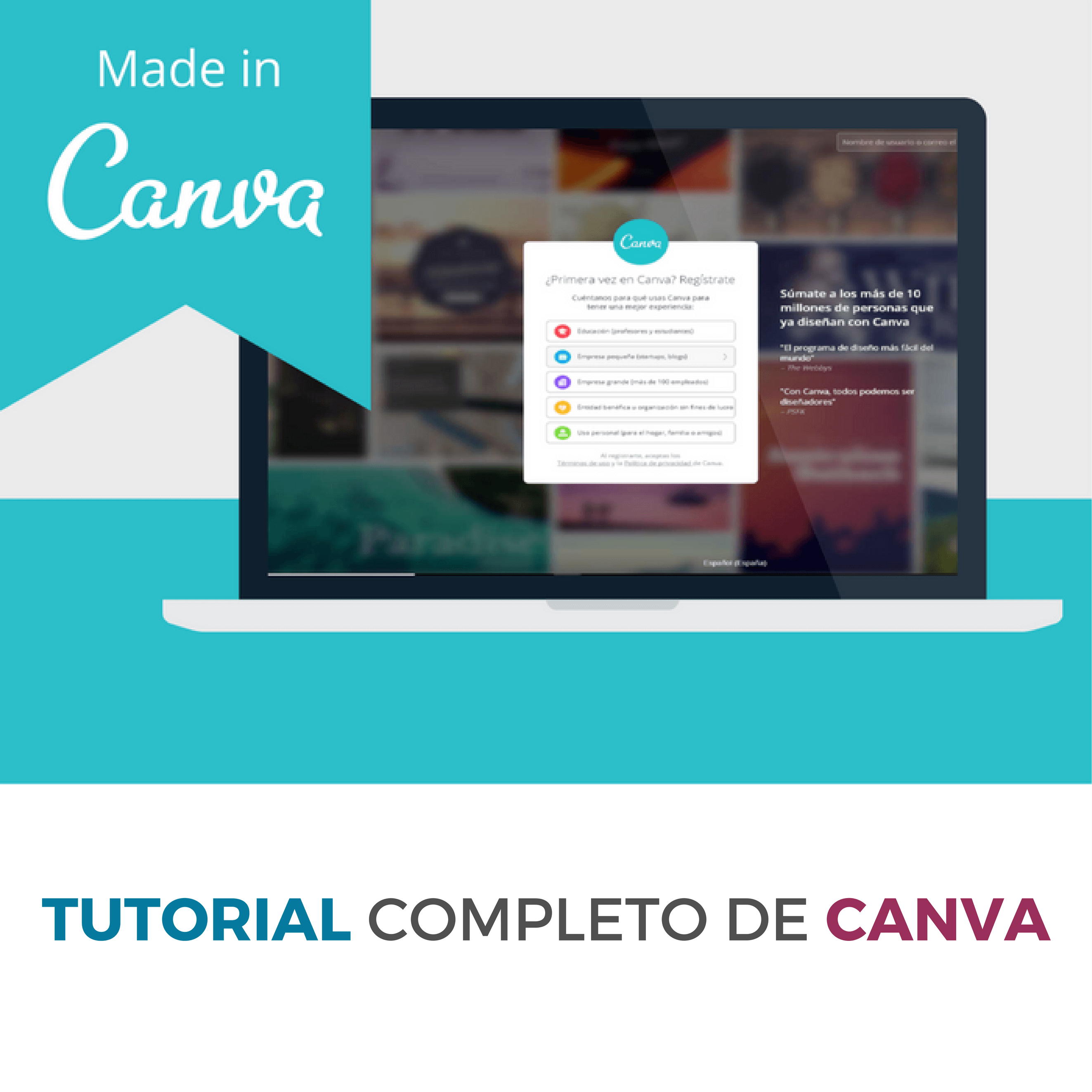 Tutorial completo de CANVA