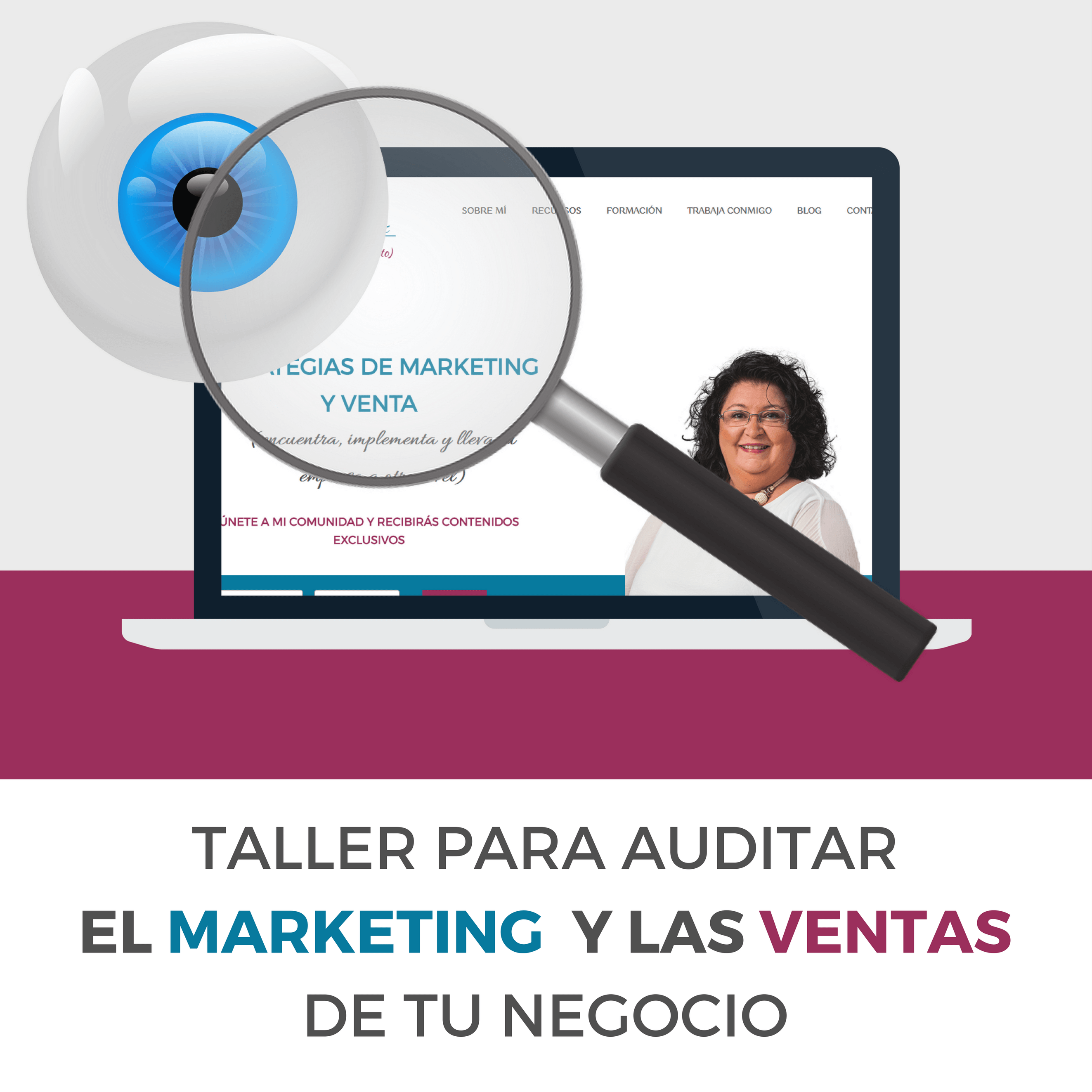 TALLER PARA AUDITAREL MARKETING Y LAS VENTASDE TU NEGOCIO (1)