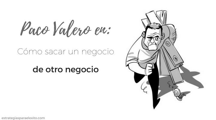 Paco Valero finalista de los premios Emprende Online