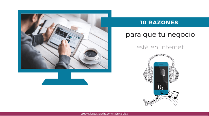 10 razones para estar en Internet