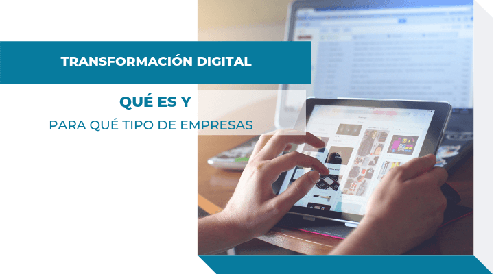 qué es la transformación digital