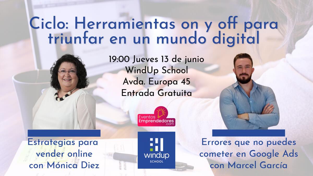 Mónica Diez, ponencia 13 de junio en Málaga