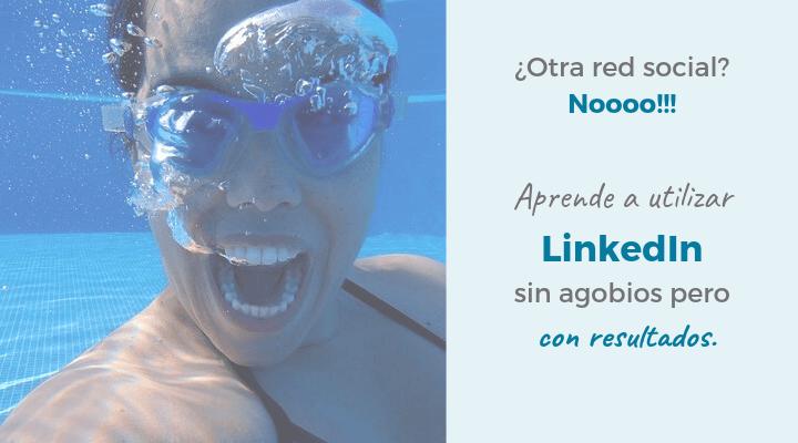Qué es LinkedIn, Mónica Diez