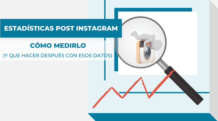 cómo ver estadísticas de post en instagram