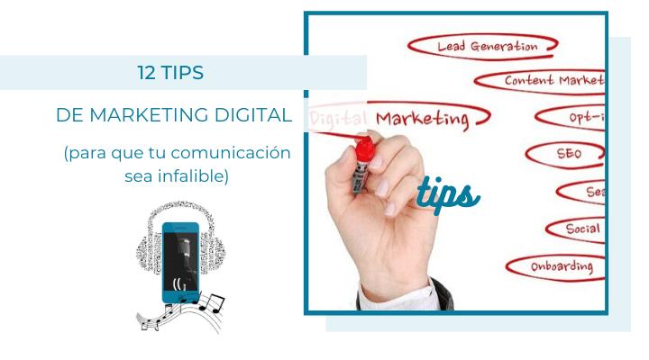 tips de marketing digital